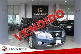 NISSAN PATHFINDER FULL EXCLUSIVE FAB. 2015.