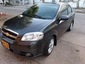 Chevrolet Aveo Emotion 2011- 96.000Km