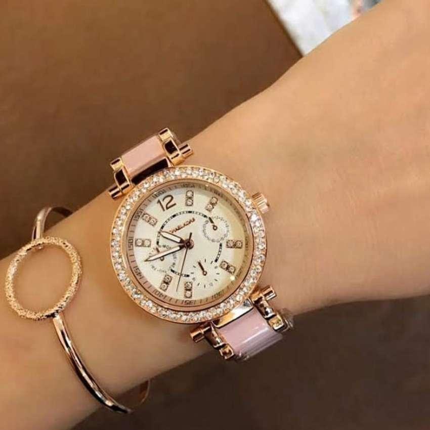 Reloj Dama Michael Kors Importado 0