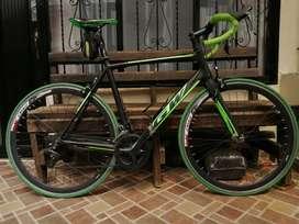 Bicicleta de ruta gw flamma
