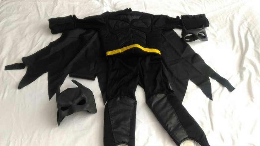 Disfraz Batman 0