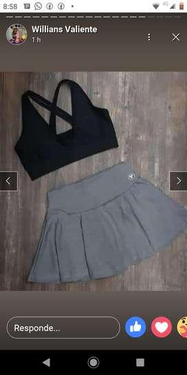 Faldas Short