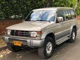 Mitsubishi montero 7 puestos