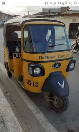 Alquilo Moto Taxi homologada