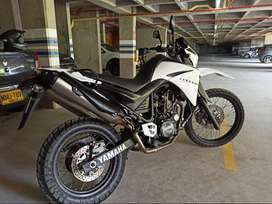 Vendo Yamaha Xt 660 modelo 2014. 49 mil kms