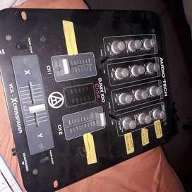 Vendo Mezclador  de musica Audio Tech