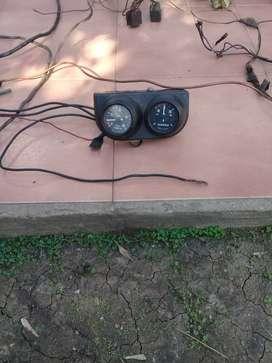 Juego de relojes aceite y bateria ford taunus