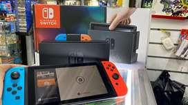 Nintendo switch en muy bn estado