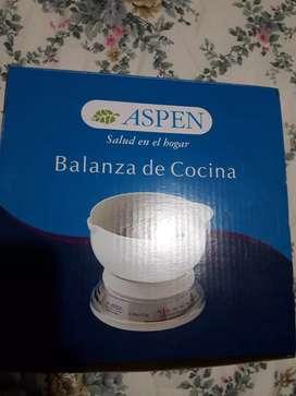 BALANZA DE COCINA NUEVA