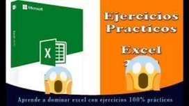 Curso ejercicios prácticos de excel