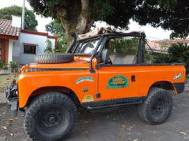 Precioso Land Rover Meorado