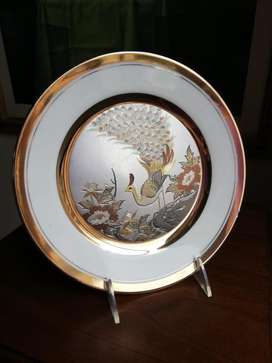Platos Decorativos De Japón