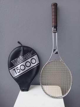 RAQUETA DE TENIS WILSON T5000
