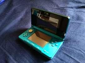 Nintendo 3ds old azul