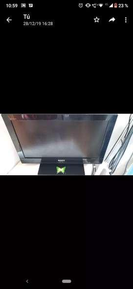 TV led 24 pulgadas, 1 mes de uso