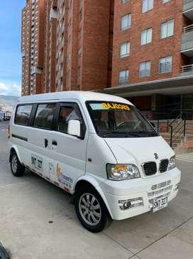 Van - DFM 2013 servicio publico