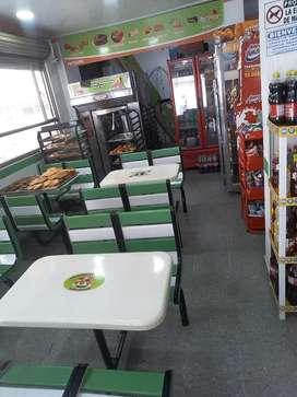 Vendo Panaderia Engativa Pueblo