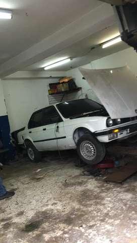 Vendo o permuto BMW 320i es un proyecto facil de terminar