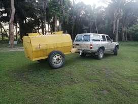 Tanque de 2.000 litros