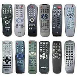 Lote de 100 controles remoto Originales