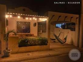 Casa en Salinas por fin de año