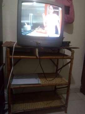 televisor 21 pulgada