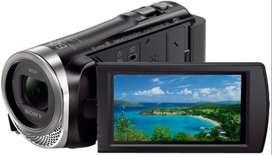 Filmadora HDR CX455 Prácticamente Nueva