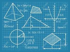 Super clases de Álgebra y Trigonométrica