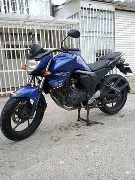 Yamaha fz 2.0 al día 2018