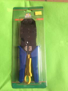 Ponchadora cabel UTP y telefonico