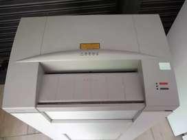 Máquina destructora de papel
