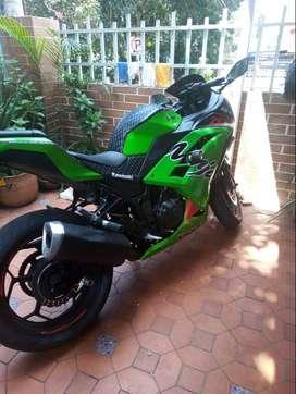 Kawasaki Ninja EX300 2013 Excelentes Condiciones