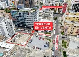 Terreno Comercial 520 m² Sector la Colon Oportunidad