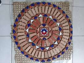 materiales de construcción. tableta. rosetones , mosaicos, escaleras todo a un precio