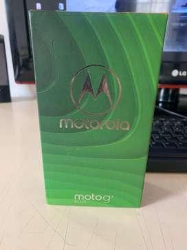 Motorola G7 plus deep indigo