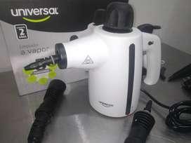 Limpiador a vapor universal