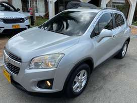 Chevrolet tracker 2014 lt automatica