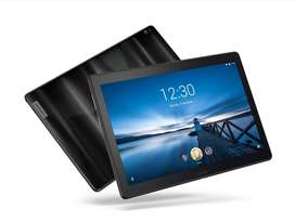 [Nuevo] Lenovo Smart Tab P10 HD 4GB/64GB con Amazon Alexa y funda protectora