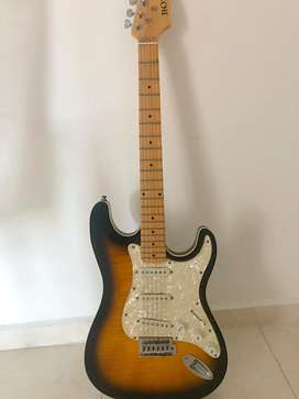 Guitarra electrica boss