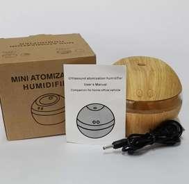 Humidificador Difusor usb aroma 300ml