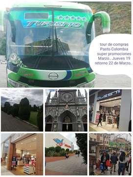 Tour de compras regreso a clases en Pasto Colombia