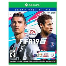 FIFA 19 CHAMPION EDITION PARA XBOX ONE