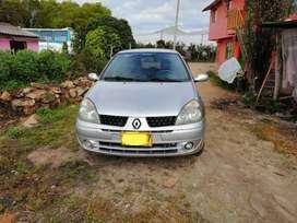 Renault clio 2 Dynamique 1,4L 2007