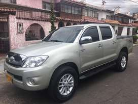 Toyota Hilux Doble Cabina 4x4 Diesel 2011