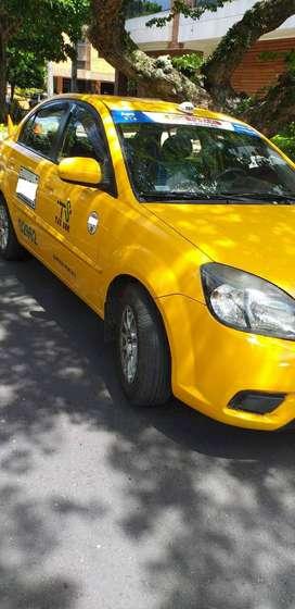 vendo, taxi kia rio excite,  sephia,  original, unico dueño.