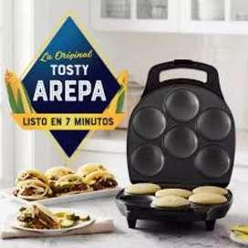 Arepera Oster- fabricadora de arepas
