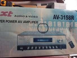 Amplificador Y Quemador  Originales.