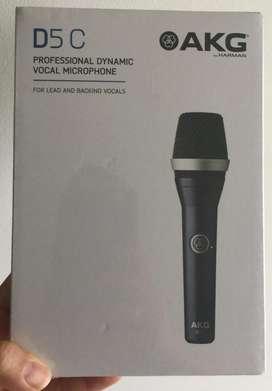 Microfono Akg Nuevo precio x und