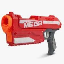Pistola nerf mega magnus