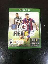 FIFA15 Legends (Xbox One) y PES 2015 (PS4)
